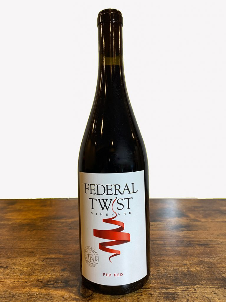 Federal Twist Vineyards Chambourcin